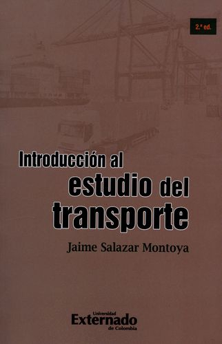 Introduccion Al Estudio Del Transporte