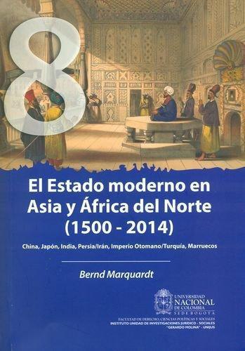 Estado Moderno En Asia Y Africa (8) Del Norte 1500-2014