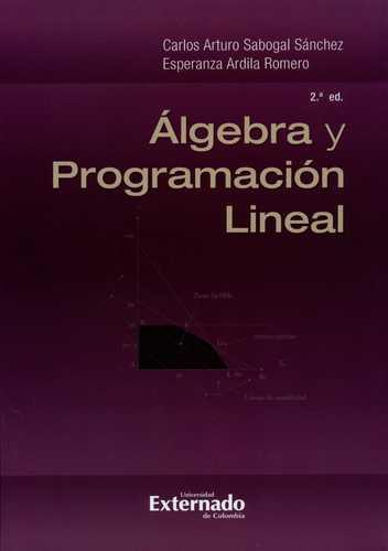 Algebra Y Programacion Lineal