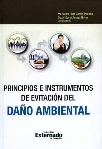 Principios E Instrumentos De Evitacion Del Daño Ambiental