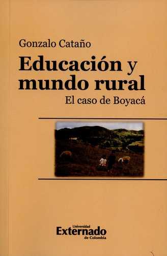 Educacion Y Mundo Rural El Caso De Boyaca