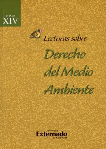 Lecturas Sobre Derecho (014) Del Medio Ambiente