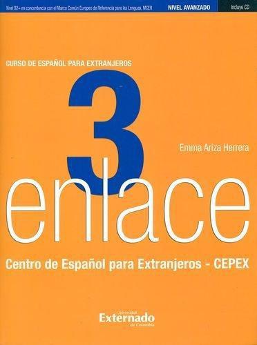 Enlace 3 Nivel Avanzado (+ Cd) Curso De Español Para Extranjeros