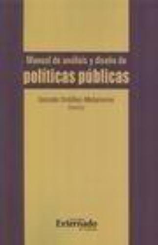 Manual De Analisis Y Diseño De Politicas Publicas