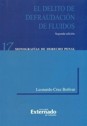 Delito De Defraudacion  De Fluidos, El