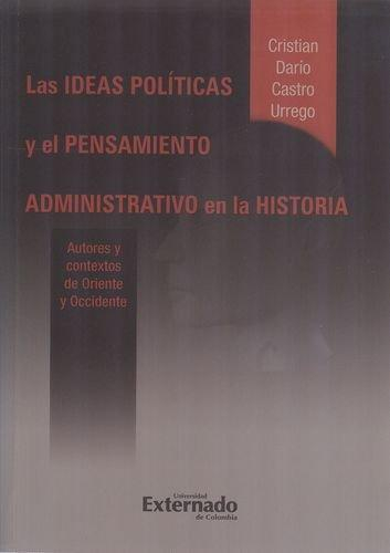 Ideas Politicas Y El Pensamiento Administrativo En La Historia, Las