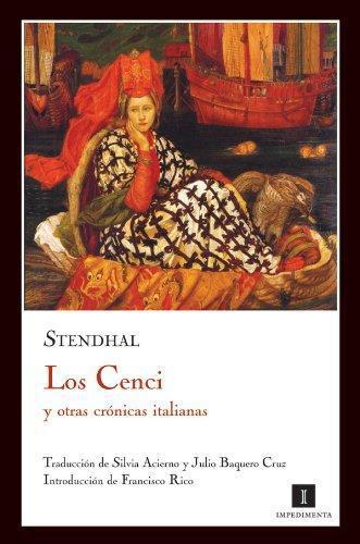 Cenci Y Otras Cronicas Italianas, Los
