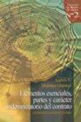 Elementos Esenciales Partes Y Caracter Indemnizatorio Del Contrato (Lds No. 02)