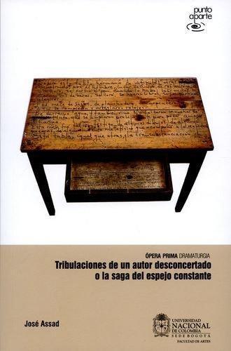 Tribulaciones De Un Autor Desconcertado O La Saga Del Espejo Constante