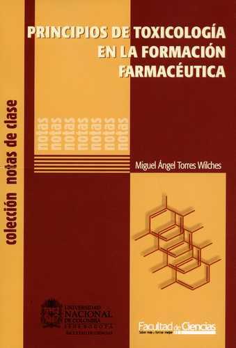 Principios De Toxicologia En La Formacion Farmaceutica