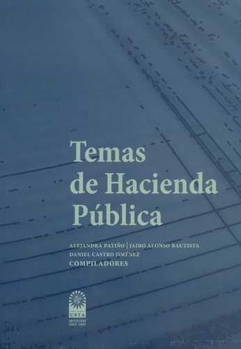 Temas De Hacienda Publica