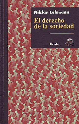Derecho De La Sociedad, El