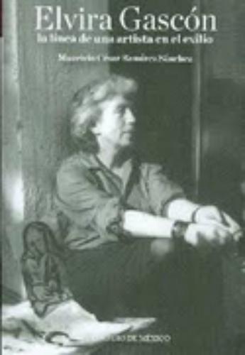 Elvira Gascón, la línea de una artista en el exilio