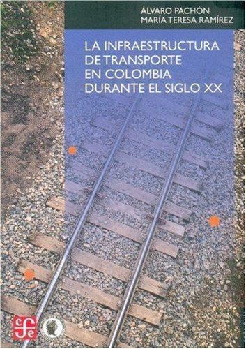 Infraestructura de transporte en Colombia durante el siglo XX, La