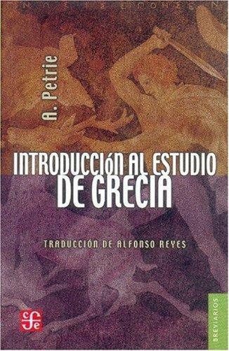 Introducción al estudio de Grecia