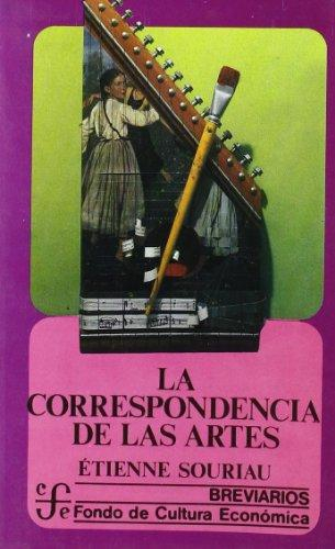 Correspondencia de las artes:, La. Elementos de estética comparada