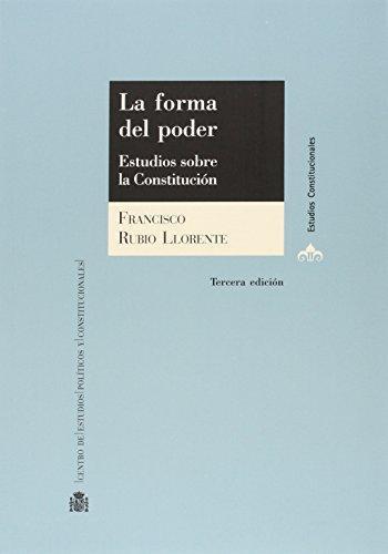 Forma Del Poder (Tres Tomos), La