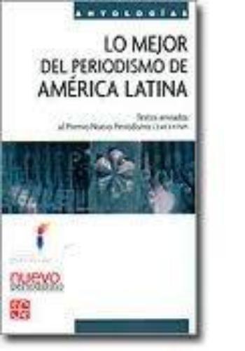 Mejor del periodismo de América Latina, Lo