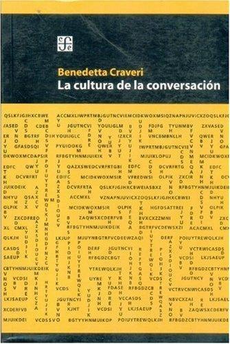 Cultura de la conversación, La