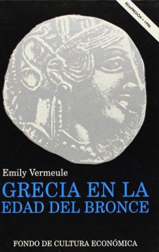 Grecia en la edad de bronce