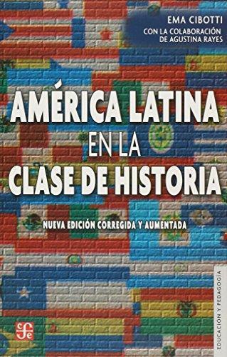 América Latina en la clase de historia