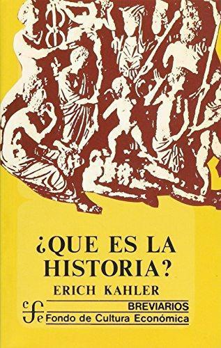 ¿Qué es la historia?