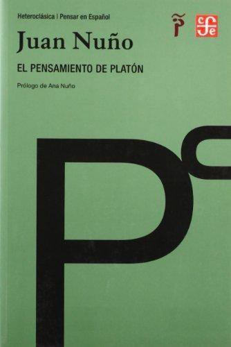 Pensamiento de Platón, El
