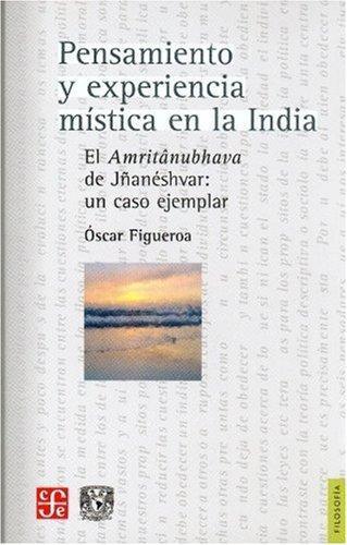Pensamiento y experiencia mística en la India