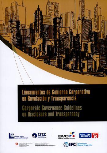 Lineamientos De Gobierno Corporativo En Revelacion Y Transparencia