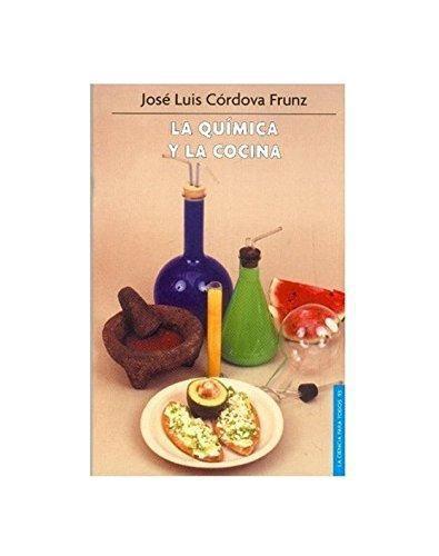 Química y la cocina, La