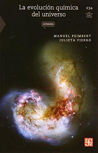 Evolución química del universo, La