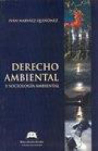 Derecho Ambiental Y Sociologia Ambiental