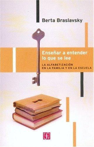 Enseñar a entender lo que se lee. La alfabetización en la familia y en la escuela