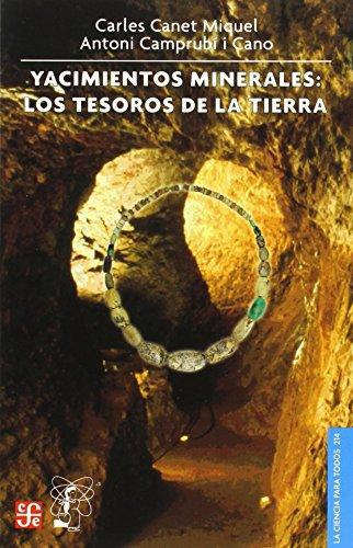 Yacimientos minerales: los tesoros de la tierra