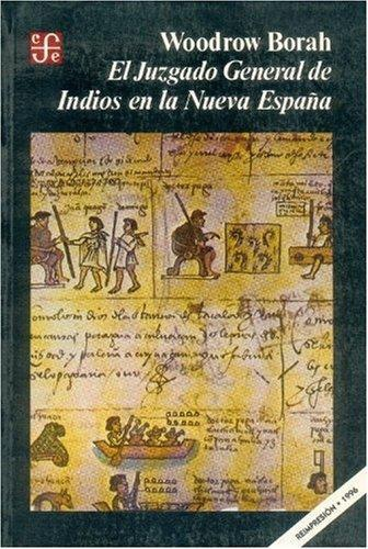 Juzgado general de indios en la nueva España, El