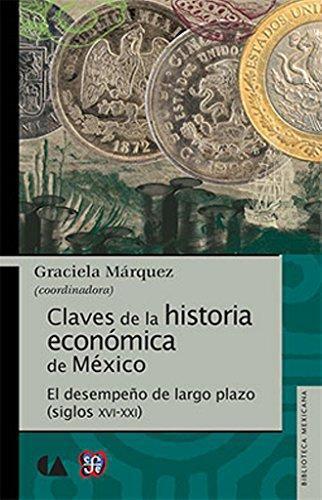 Claves de la historia económica de México. El desempeño de largo plazo (siglos XVI-XXI)