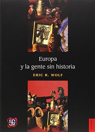 Europa y la gente sin historia