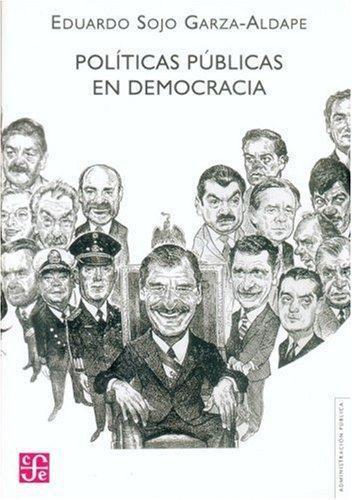 Políticas públicas en democracia