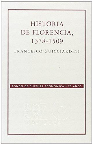 Historia de Florencia 1378-1509