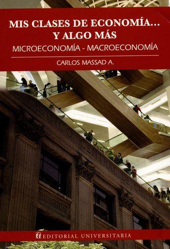 Mis Clases De Economia...Y Algo Mas