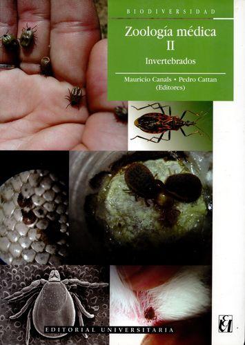 Zoologia Medica Ii. Invertebrados