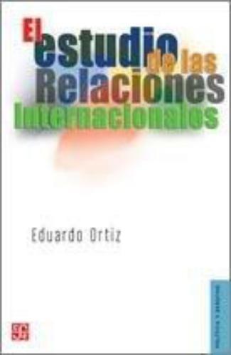 Estudio de las relaciones internacionales, El