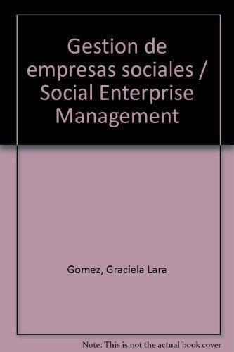 Gestión de empresas sociales