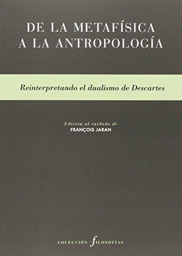 De la metafísica a la antropología