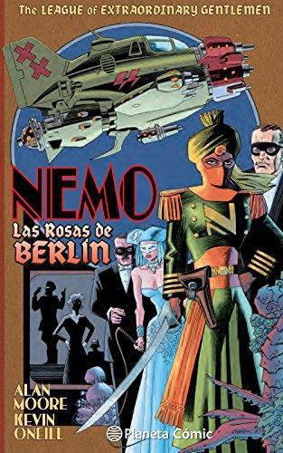The League Of Extraordinary Gentlemen Nemo: Rosas
