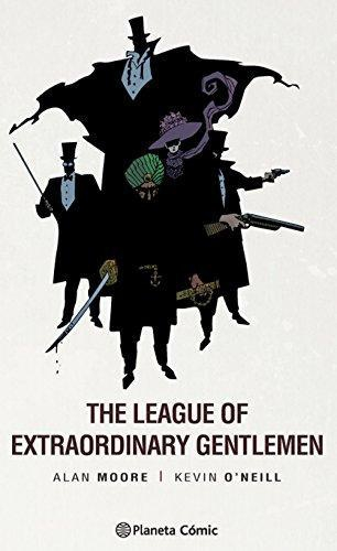The League Of Extraordinary Gentlemen Nro. 01/03