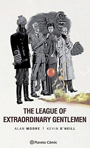 The League Of Extraordinary Gentlemen Nro. 02/03