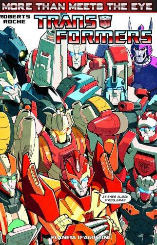 Transformers: More Than Meets The Eye Nro. 01
