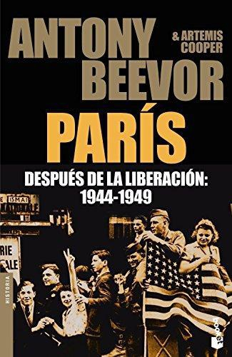 Paris - Despues De La Liberacion 1944-1949