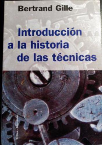Introduccion A La Historia De Las Tecnicas